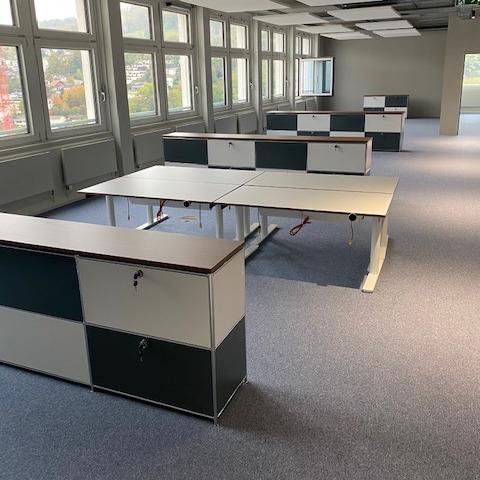 modulares Schranksystem weiss anthrazit_neu